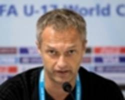 u17 world cup: christian wuck - 'germany had too much respect for iran'