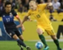 ange postecoglou drops aaron mooy for crunch world cup playoff