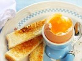 it's finally safe to eat runny eggs again