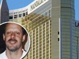 Las Vegas shooter used hotel's freight elevator
