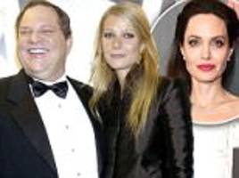 Harvey Weinstein accused of raping Asia Argento