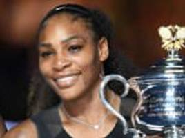 Australian Open director expects Williams title defence