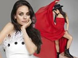 mila kunis reveals her flaws in marie claire