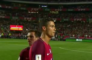 ronaldo and portugal book their place in the 2018 world cup