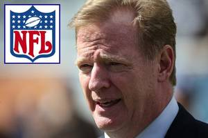 Roger Goodell: 'We Believe Everyone Should Stand for the National Anthem'