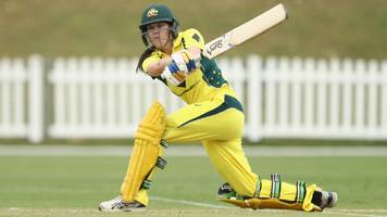australia women's cricket: lauren cheatle & tahlia mcgrath in ashes squad
