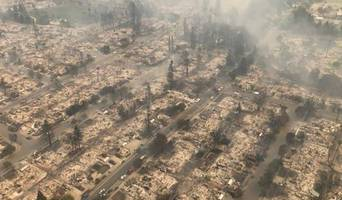 Curfew Enforced As Looters Ransack Homes In Sonoma County; Death Toll In NorCal Fires Climbs To 11