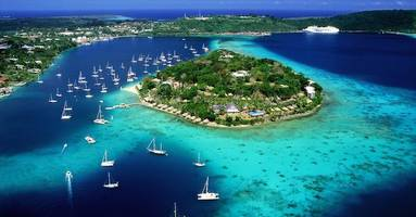 strangely enough, vanuatu proves why bitcoin will never be banned