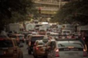 Unsurprising Study: NYC's Terrible Traffic Costs The City Billions