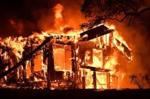 US: 10 people killed in Northern California wildfires