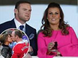Wayne Rooney to propose to get wife Coleen to forgive him