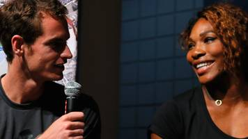 murray & serena williams 'set for australian open'