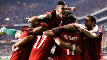 portugal & france reach world cup but netherlands fail to qualify