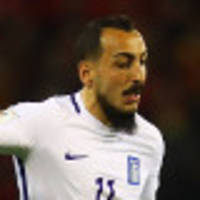 greece thump gibraltar to claim playoff spot