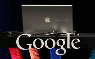 dow jones newswire reports false story on google buying apple