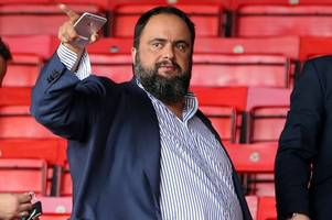 after seeing nottingham forest in 'dire straits', former red is pleased with new status quo under evangelos marinakis