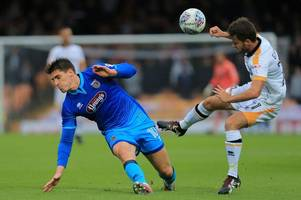sam jones wants to 'go through the levels' after all-action start for grimsby town