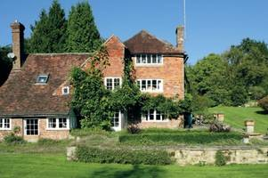 The childhood home of Winnie the Pooh's Christopher Robin has been sold