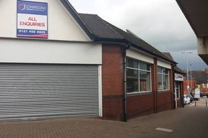 sports direct has not yet signed a contract to move into uttoxeter store, says letting agent