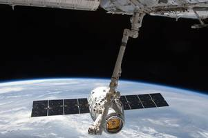 US Spacewalkers At International Space Station Install 'New Eyes' With New Camera