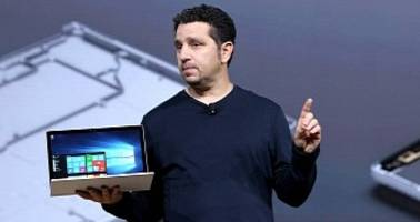 """Microsoft Killing Off the Surface Is Just a """"Tabloid Rumor,"""" Panos Panay Says"""