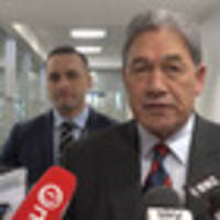 Winston Peters feeling the pressure of coalition negotiations