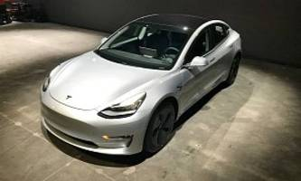 Tesla Model 3 Black Market Alive, You Can Now Get Ripped Off at 3x List Price