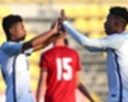 u17 world cup: england 3-2 mexico: young lions edge past spirited el tri