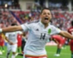 23 pases a rusia: goal projects mexico's world cup roster