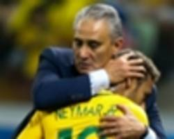 Brazil are favourites for World Cup, says head coach Tite