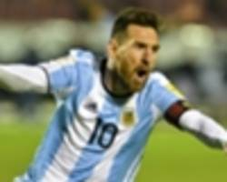 'Hopefully we will get it' - Messi sets sights on World Cup title after securing qualification