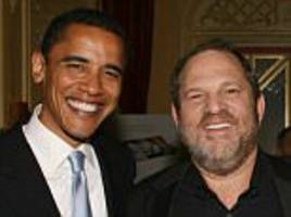 'disgusted' obama finally weighs in on weinstein scandal