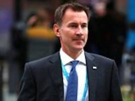 jeremy hunt inflated imental health staff rise by 43 times