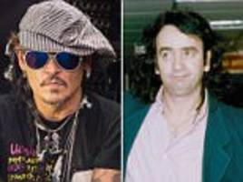 johnny depp says he would 'take a bullet' for gerry conlon