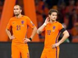 holland set for soul-searching period after wc 2018 exit