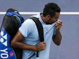 nick kyrgios fined £7,500 and denied £16,000 prize money