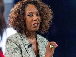 apple's vp of diversity says '12 white, blue-eyed, blonde men in a room' can be a diverse group