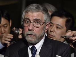 krugman: people aren't worried enough about trump