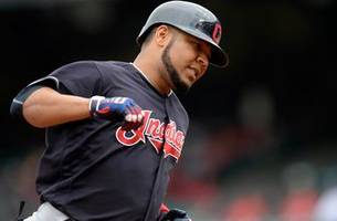 Edwin Encarnacion in Indians' ALDS Game 5 lineup