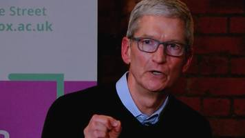 Apple's Tim Cook prefers augmented reality to VR