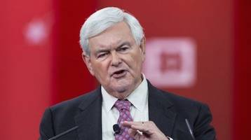 gingrich bashes bannon's war on the establishment gop: as a strategy, it's stunningly stupid