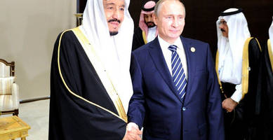 what saudis hope to get out of russia ties