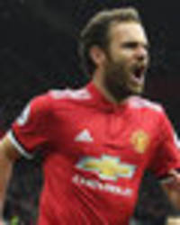 Juan Mata rejects mega-money move to China in order to stay at Manchester United