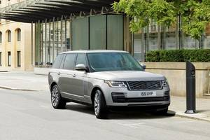 the latest range rover is a plug-in hybrid that can still handle off-roading