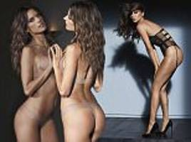 alessandra ambrosio and adriana lima smoulder in vs ad