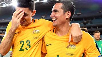 'we need to be at the world cup' - australian football on the rise