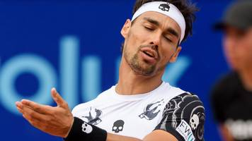 fognini fined and given suspended ban over outburst