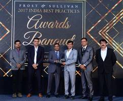frost & sullivan honors madhavbaug cardiac care clinics & hospitals with india ayurveda cardiac service provider company of the year award at its 2017 india best practices awards banquet