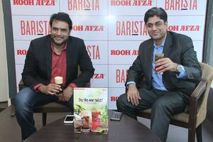 RoohAfza Partners with Barista to Create Two New Exciting Beverages for Consumers this Festive Season
