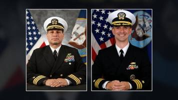the navy's leadership shakeup continues after series of collisions